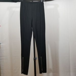 BP Ponte Pull On Leggings Size S Black